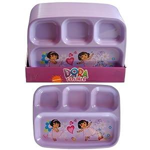 Dora Tray - Dora the Explorer Lunch Tray