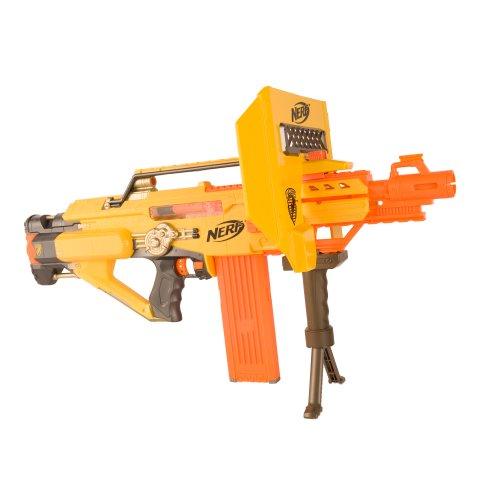 Nerf N Strike Stampede Ecs Grabcool Toys