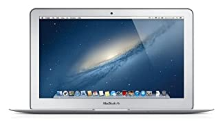 Apple MacBook Air MD224LL/A 11.6 Notebook (released Summer 2012)