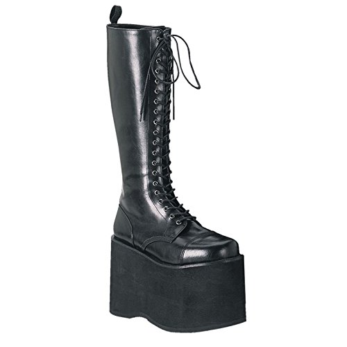 Mega Boots (9, black pu) [Apparel]