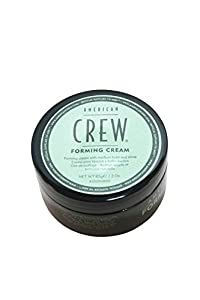 American Crew Forming Cream, Medium Hold with Medium Shine, 3-Ounce Jars (Pack of 2) (Packaging may vary)