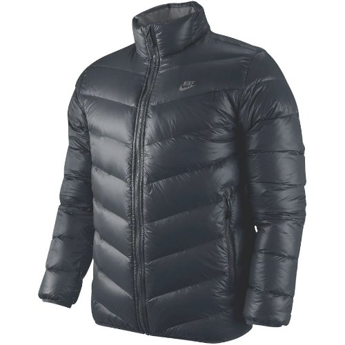 418990 061|Nike Cascade 700 Down Jacket Anthrazite|S