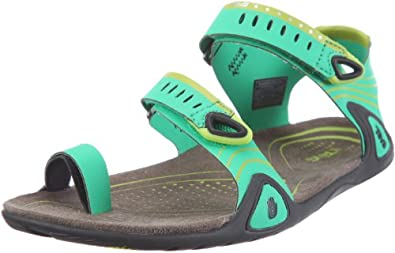 Teva Women's Zilch Flexible Sandal,Deep Mint,5 M US