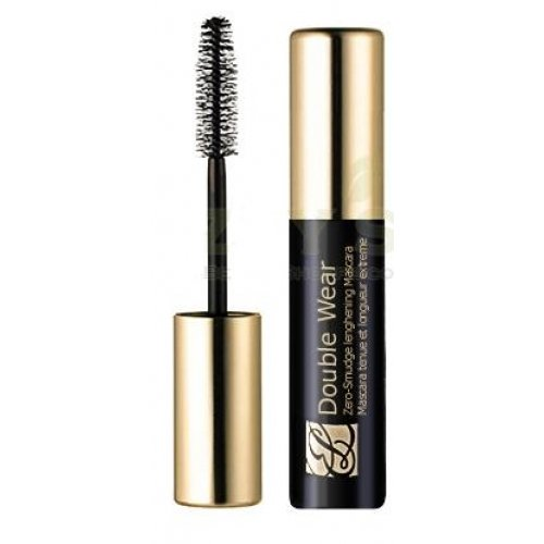 Estee Lauder Double Wear Zero-Smudge Lengthening Mascara - Black - UNBOX