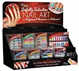 Cinapro 28 Pc. Nail Art Display