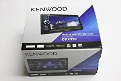 See Kenwood DDX370 Double Din monitor with DVD receiver Details