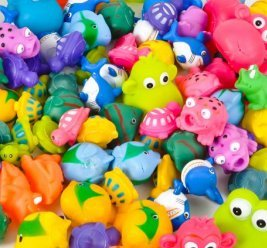 Squirt Toy Assortment (50 pc)