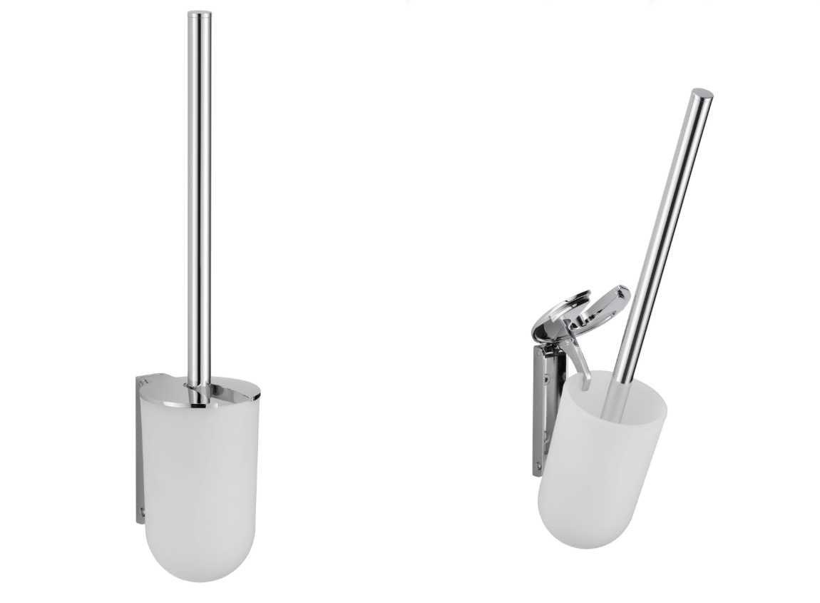 Avenarius Toilettenbürstengarnitur mit Deckel kippbar  BaumarktKundenberichte und weitere Informationen