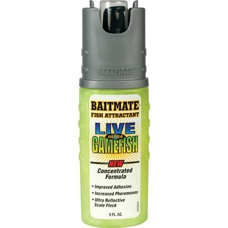 Baitmate live gamefish fish attractant 5 ounce baitmate for Baitmate fish attractant