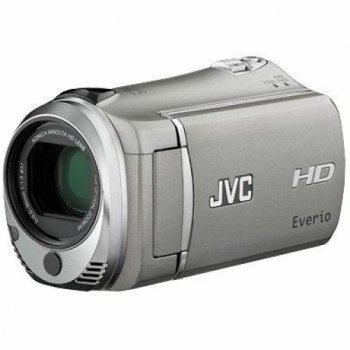 JVC GZ-HM330SEK Everio HD Camcorder with 8GB Internal Flash Memory