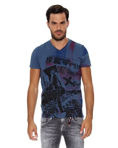 Pepe Jeans London T-Shirt Murray [Blu]