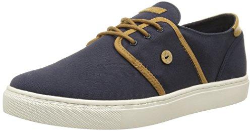 Faguo cypresslone, Sneakers Basse Uomo, Blu (Bleu (005 Navy/Spice)), 44