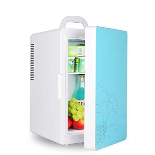 BL Car Réfrigérateur 16 litres Dual-core Mini-portable Réfrigérateur double-prise Voiture / Accueil ( couleur : 1 )