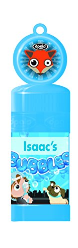 John Hinde dPal Bubbles Isaac Bottle, One Color, One Size