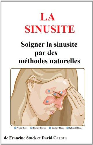 Couverture du livre Sinusite et Maux de Tête : Traitements Naturels pour soigner la sinusite et soulager les maux de tête