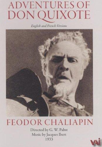 Chaliapin - the Adventures of Don Quixote (1933) [DVD]