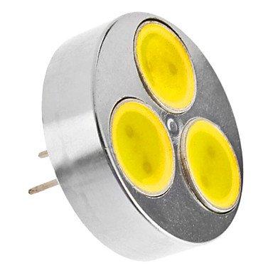 M.M G4 4W 330-370Lm 6000-6500K Natural White Light Led Spot Bulb (12V)