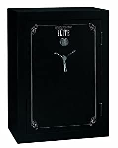 Stack-On E-48-MB-E-S Elite 48-Gun Security Safe with Electronic Lock by STACK-ON