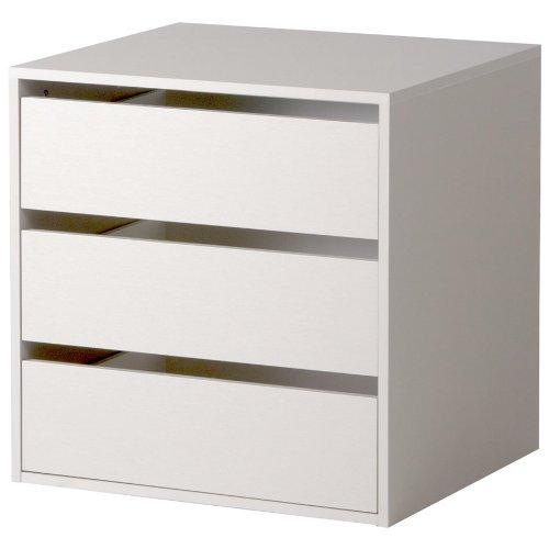 Cassettiera interna armadio 3 cassetti accessorio legno ...