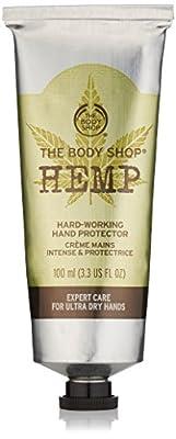 The Body Shop Hand Protector, Hemp, 3.3 Fluid Ounces (Packaging May Vary)
