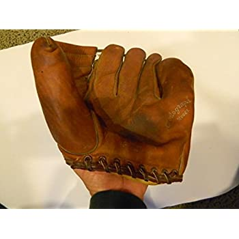 1950's MACGREGOR G119 RED SCHENDIEST VINTAGE BASEBALL GLOVE REALLY NICE
