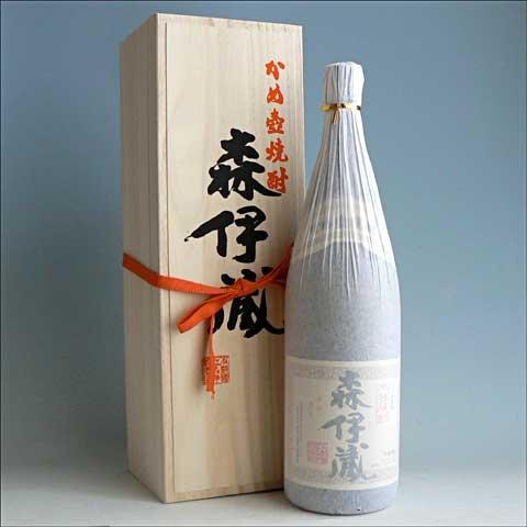 森伊蔵 1800ml 桐箱入 一升瓶