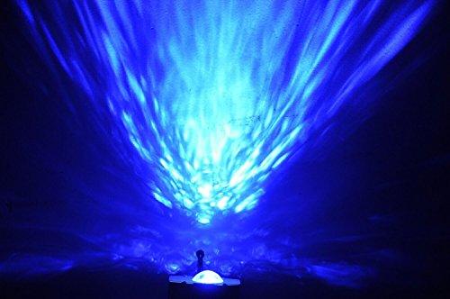 ekostore 3 watt led stage light blue water wave effect. Black Bedroom Furniture Sets. Home Design Ideas