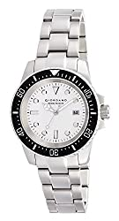 Giordano Analog White Dial Mens Watch - P155-22