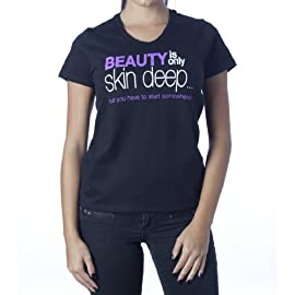 Beauty Is Only Skin Deep T-Shirt