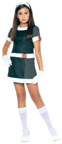 [Mod Chic KidsCostume - Child Small] (60s Mod Girl Costumes)