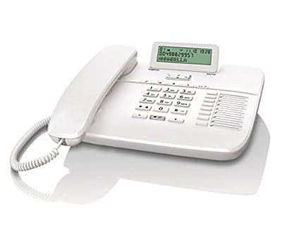 Gigaset DA710 Corded Phone (White)