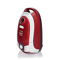 Eureka Forbes GFCDFVOGUE0000 Vogue Upright Vacuum Cleaner (Red and Silver)