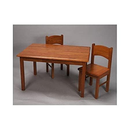 GiftMark 1406H Rectangular Kids Table