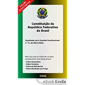 Constituição da República Federativa do Brasil - Edição