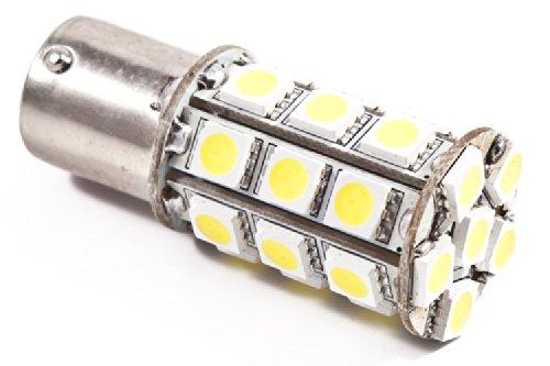 Diode Dynamics 1156 Smd27 Led Bulb (97, 1095, 1141, 12008), Amber (Pair)
