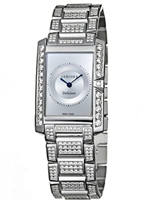 Concord Delirium Women's Quartz Watch 0311759