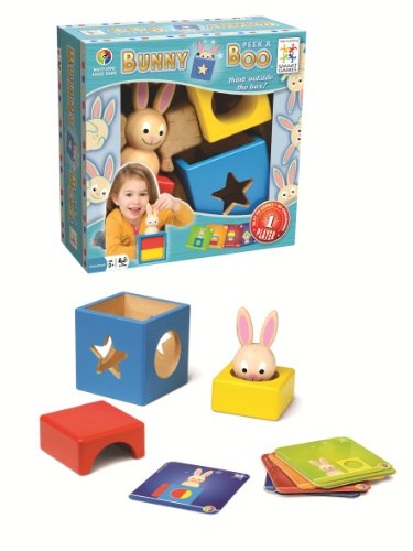 SmartGames Bunny Peek a Boo (Bunny Peak A Boo compare prices)