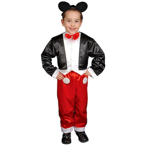 Deluxe Mr. Mouse Costume Set