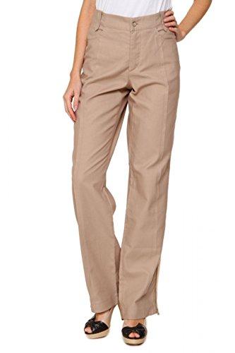 ermanno-scervino-pants-kaelyn-color-beige-size-46