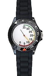 Toptiertimer Custom Bezel LSAT Approved Analog Watch