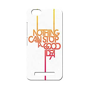 BLUEDIO Designer Printed Back case cover for Lenovo Vibe C ( A2020) - G4718