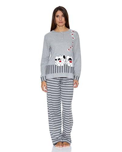 Muslher Pijama Perritos