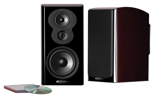 Experience I Should Say That This Polk Audio LSiM 703 MM Bookshelf Loudspeaker Midnight Mahogany1 Speaker Is The Best One See More Full Reviews