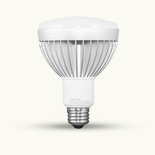 Kobi Electric Led 11-Watt (65 Watt) R30 Cool White Light Bulb, Dimmable