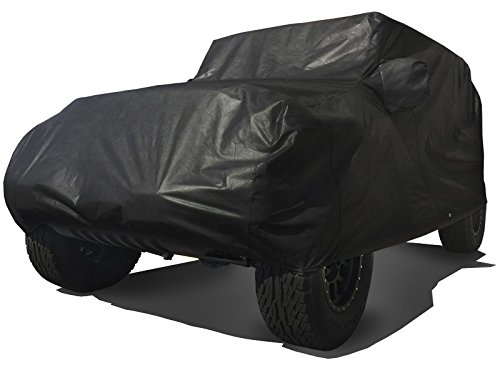 CarsCover Custom Fit 2004-2017 Jeep Wrangler Unlimited 4 Door SUV Car Cover Heavy Duty All Weather Ultrashield Black (Car Door Lock Grommet compare prices)