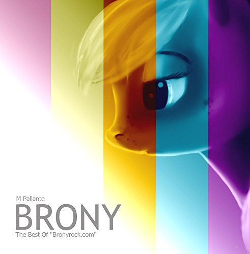 Original album cover of Brony by M Pallante