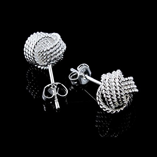 TR.OD Women's Charm Mesh Round Ball Knot Design