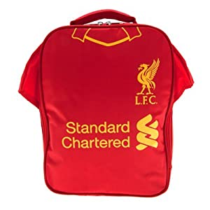 Liverpool FC Shirt Lunch Bag from Absolute Footy