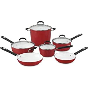cuisinart elements ceramic cookware reviews