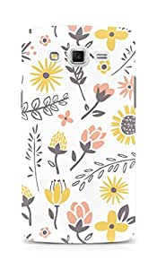Amez designer printed 3d premium high quality back case cover for Samsung Galaxy Grand Max (Field of flowers)